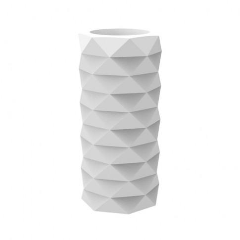 Vondom - Marquis Planter - White - 25x53
