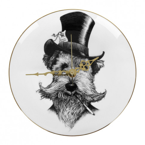 Rory Dobner - Sir Lancelot Clock - Medium