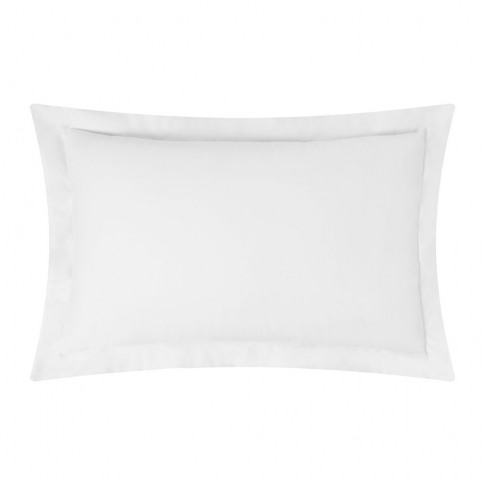 Olivier Desforges - Alcove Pillowcase - White