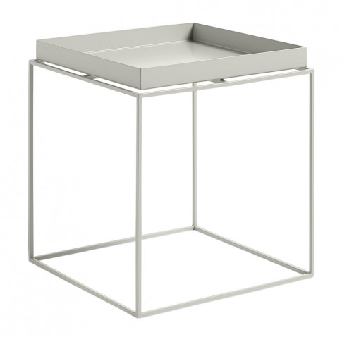 Hay - Warm Grey Tray Table - Medium