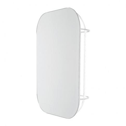 Menu - Fuwl Cage Mirror - White