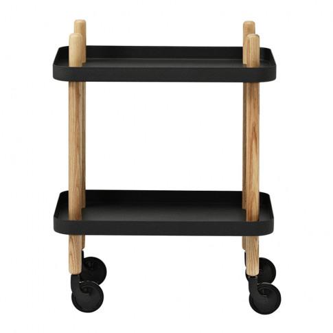 Normann Copenhagen - Block Table - Black
