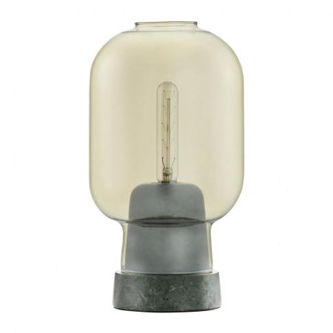 Normann Copenhagen - Amp Table Lamp - Gold/Green