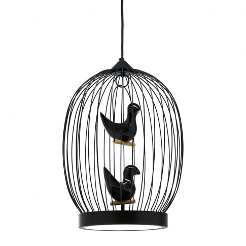 Horm & Casamania - Twee T Ceiling Light - Black - Large