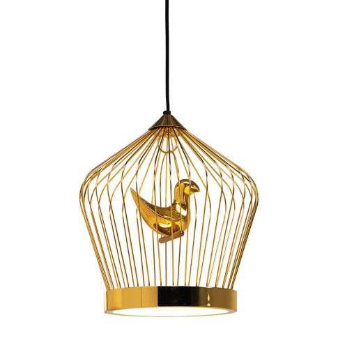 Horm & Casamania - Twee T Ceiling Light - Gold - Small