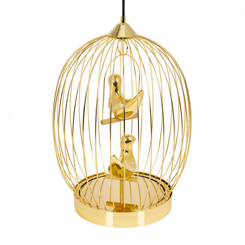Horm & Casamania - Twee T Ceiling Light - Gold - Large