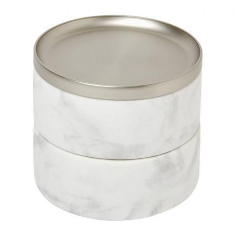 Umbra - Tesora Marble Storage Box