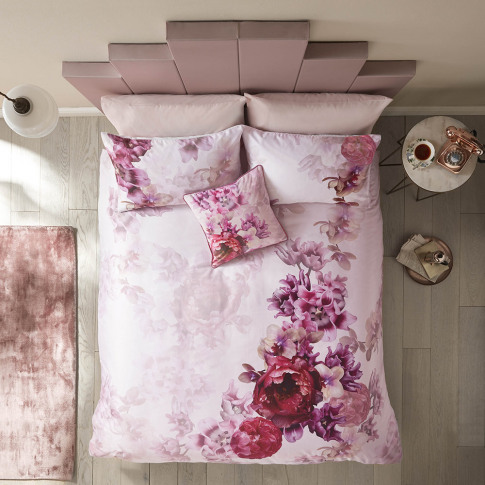 Ted Baker - Splendour Duvet Cover - Pink - King