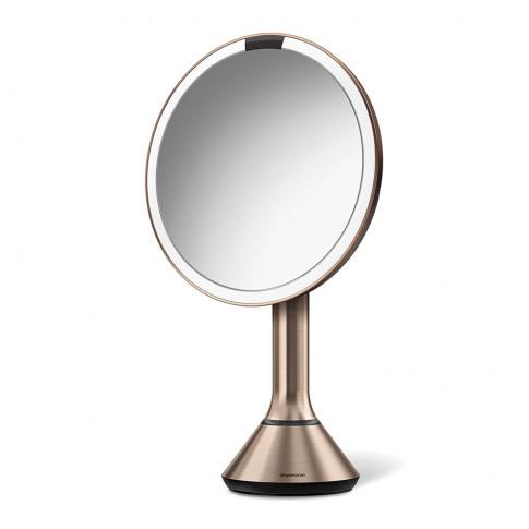 Simplehuman - Sensor Mirror With Brightness Control ...