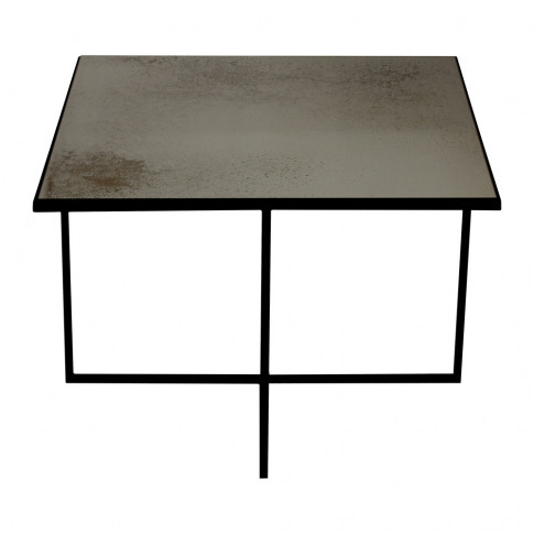 Ethnicraft - Surface Square Coffee Table - Bronze - ...