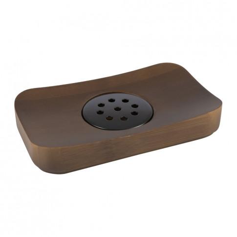 Bathroom Origins - Bamboo Soap Dish