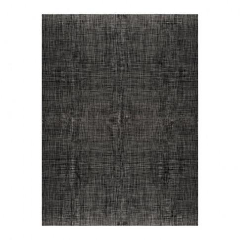 Chilewich - Basketweave Rug - Carbon - 118x183cm