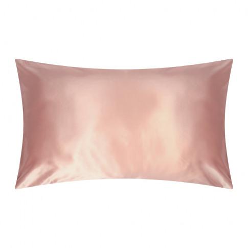 Slip - Pure Silk Pillowcase - Pink - 51x91cm
