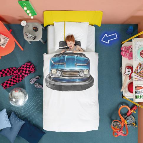 Snurk - Bumper Car Duvet Set - Single