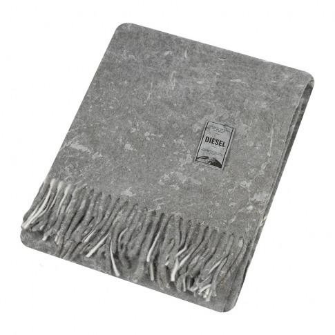 Diesel Living - Urban Texture Throw - 130x170cm - Grey