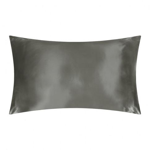 Slip - Pure Silk Pillowcase - Charcoal - 51x76cm