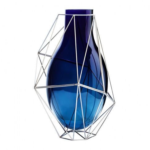 Atelier Swarovski - Framework Vase - Blue - Large