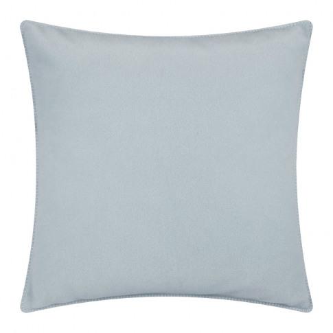 Zoeppritz Since 1828 - Soft Fleece Cushion - 50x50cm - Water