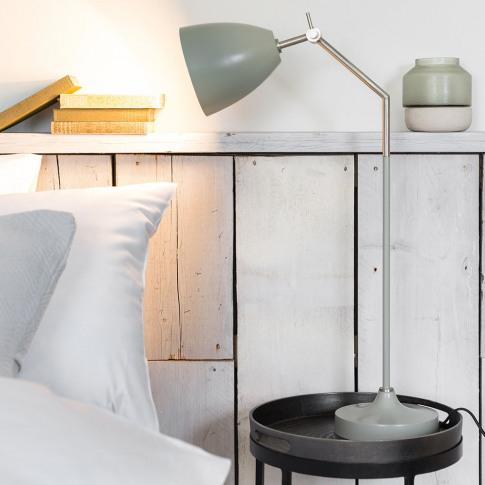 Parlane - Hoxton Table Lamp - Light Grey