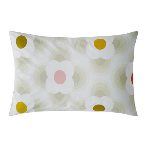 Orla Kiely - Striped Petal Pillowcase - Set Of 2 - M...