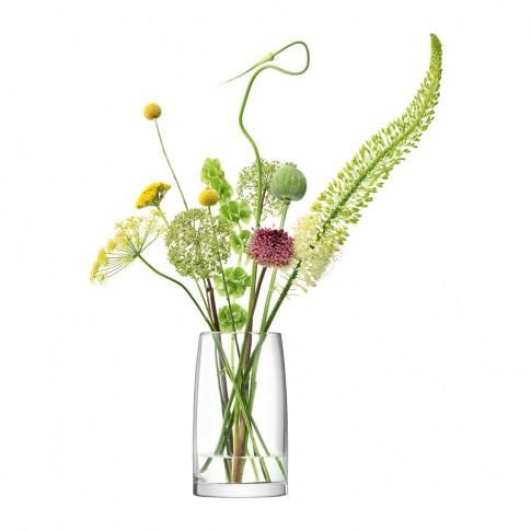 Lsa International - Stems Lantern/Vase - Clear