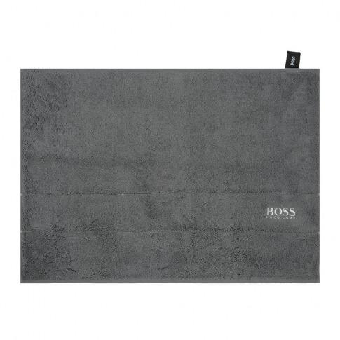 Hugo Boss - Plain Bath Mat - Graphite