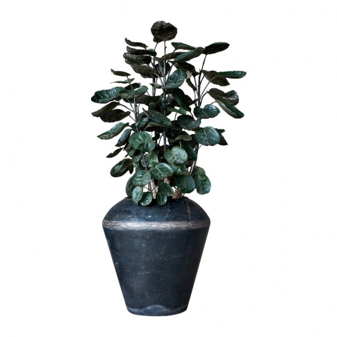 Nkuku - Endo Reclaimed Iron Plant Pot