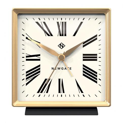 Newgate Clocks - Skyscraper Alarm Clock - Moonstone ...