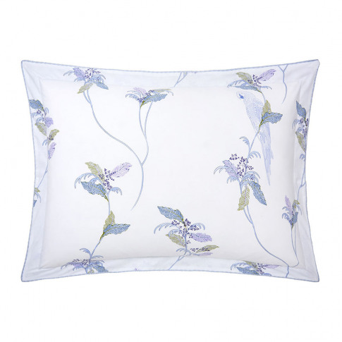 Yves Delorme - Plumes Pillowcase - 50x75cm