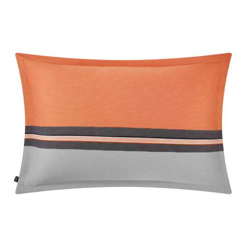Hugo Boss - Paddy Pillowcase - Orange - 50x75cm