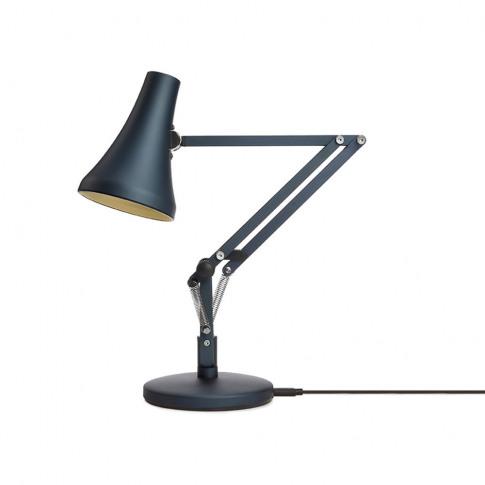 Anglepoise - 90 Mini Mini Desk Lamp - Steel Blue/Grey
