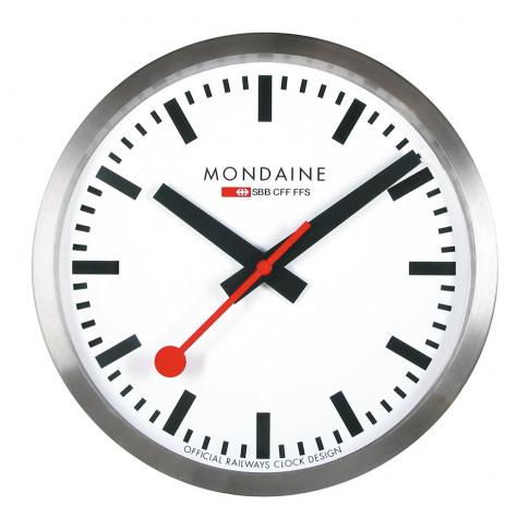 Mondaine Sbb - Stop 2 Go Smart Clock