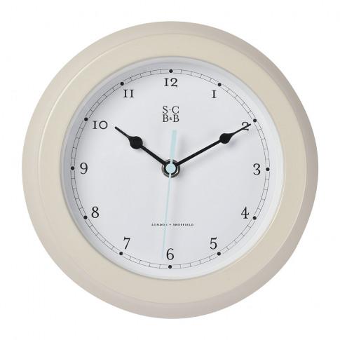 Burgon & Ball - Sophie Conran Garden Clock - Cream