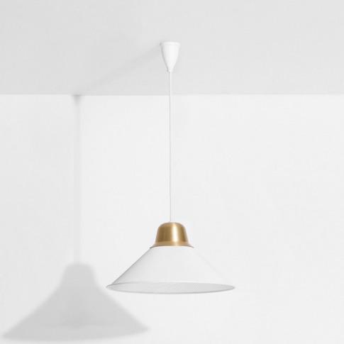 Petite Friture - Aura Pendant Lamp - Small - White
