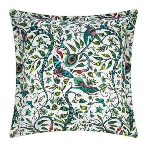 Emma J Shipley - Jungle Palms Oxford Pillowcase - Ju...