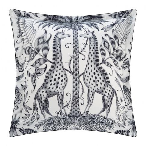 Emma J Shipley - Kruger Oxford Pillowcase - Eggshell...