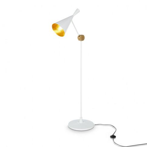 Tom Dixon - Beat Floor Lamp - White