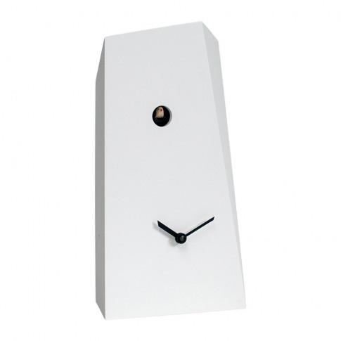 Progetti - Monolith Wall Clock - White