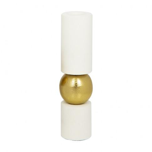 A By Amara - White Balance Candlestick - Small