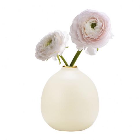 Aerin - Eloise Bud Vase - Cream - Medium