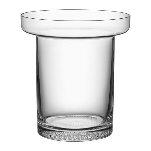 Orrefors Kosta Boda - Limelight Tulip Vase - Clear