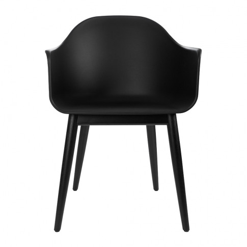 Menu - Harbour Dining Chair - Black Stained Oak