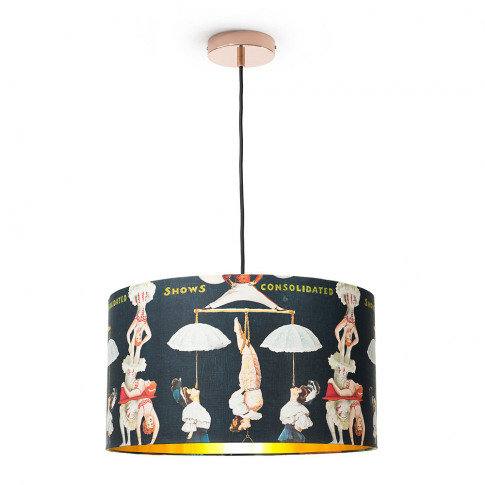Mindthegap - The Great Show Drum Ceiling Light - Large
