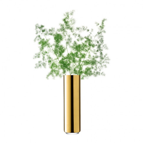 Lsa International - Karat Vase - Gold