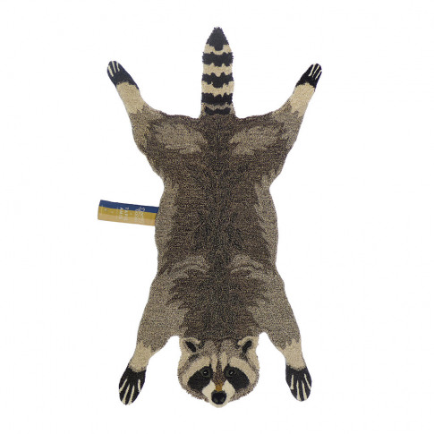 Doing Goods - Rocky Racoon Rug - Large