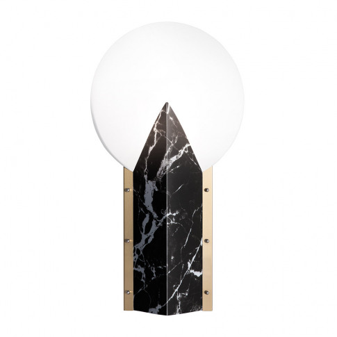 Slamp - Moon Table Lamp - Black
