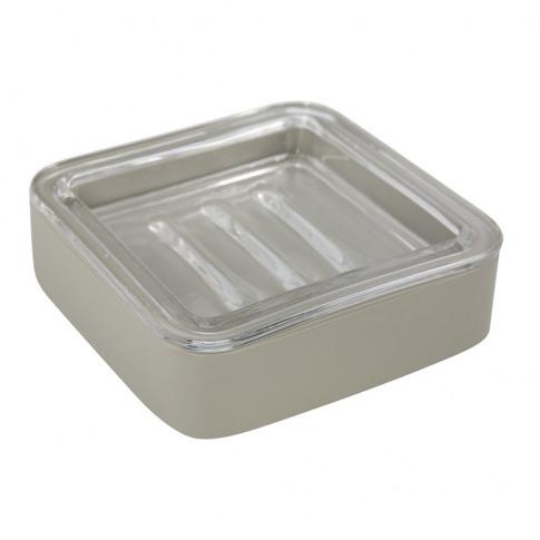 Aquanova - Ona Soap Dish - Greige