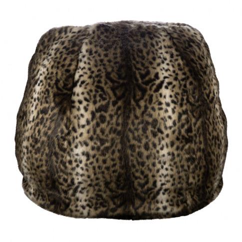 Helen Moore - Giant Bean Bag - Arctic Leopard