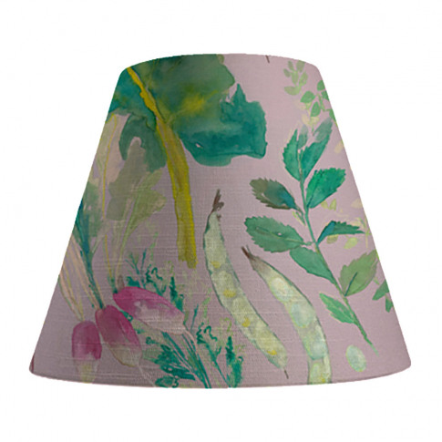 Bluebellgray - Vegetable Patch Lampshade - Rosehip -...