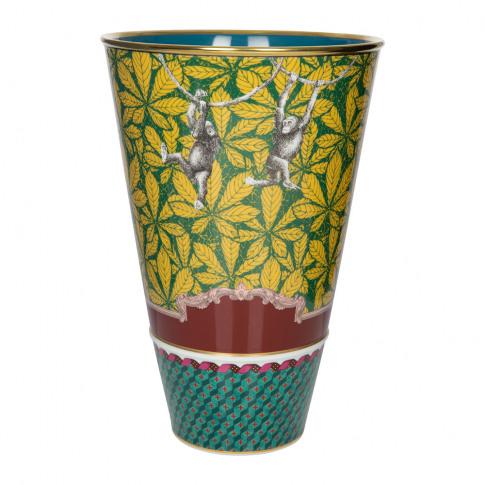 Richard Ginori 1735 - Totem Truncated Cone Vase - Mo...
